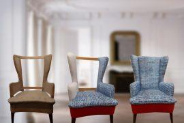 Sessel neubezogen